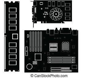 Computer Hardware Engineer Clipart  clipartimagecom