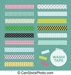 Vector Collection of Cute Patterned
