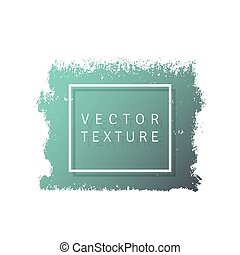Vector color texture shape on a white background. Element for your design.