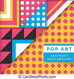 Abstract Pop Art Background Eps Vector Csp5978512