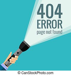 Vector concept 404 error