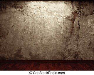 vector concrete wall background