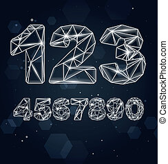 Vector Constellation Numbers