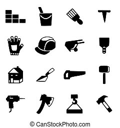 Vector Construction icon set