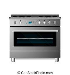 Vector cooker