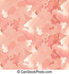Vector copper marble stone seamless background.