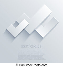 Vector creative background. Eps10