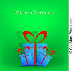 Vector creative Christmas background. Eps 10 illustration