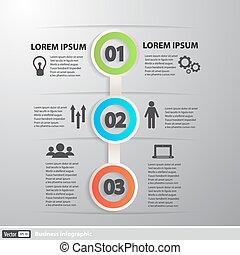 Vector creative infographics.