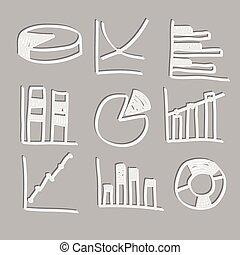 Vector cute diagrams