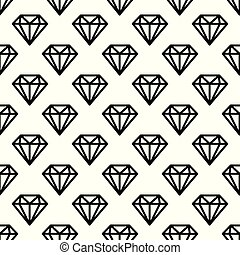 vector cute seamless pattern