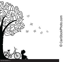 Vector Decorative Wall Stickers For Your House's Interiors...