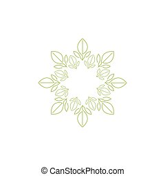 Vector design element on a white background.