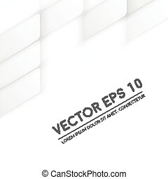 Vector design with on the grey