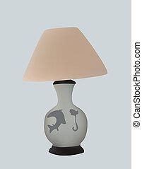 Vector desk lamp
