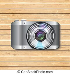 Vector digital camera
