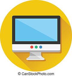 Vector Display Icon