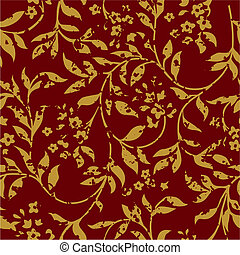 Vector Distressed Background Pattern