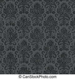 Vector Distressed Victorian Background. Included as a ...