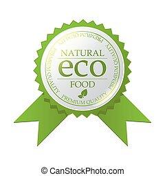 Vector ECO badge