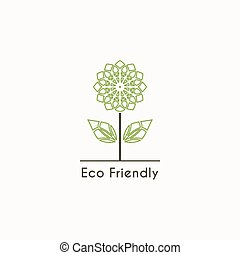 Vector Ecological Logo