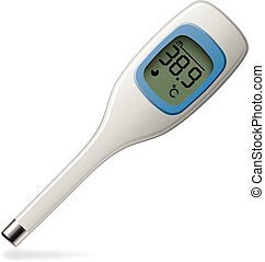 vector  electronic thermometer