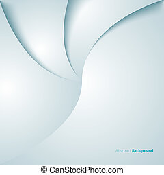 Vector elegant wave abstract background