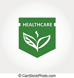 Vector element design, logo for health care, beauty salon, cosme