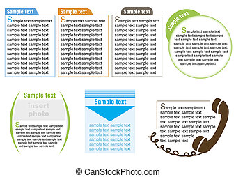 vector elements for you design
