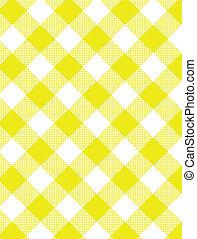 vector, eps8, gingham, gele, geweven