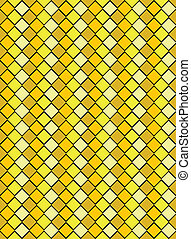 Vector Eps8, Yellow Variegated Diam - Vector eps8, Yellow...