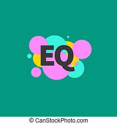 Vector EQ icon