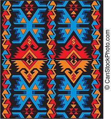vector ethnic ornaments