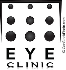 eye clinic logo