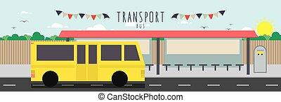 Bus (Transportation)