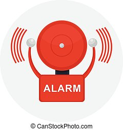 vector fire alarm