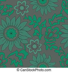 Vector-Flower background