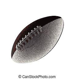 vector football bal