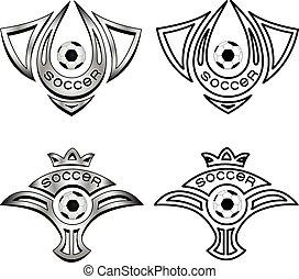 vector football emblem,logo