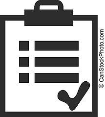 Vector Form Icon