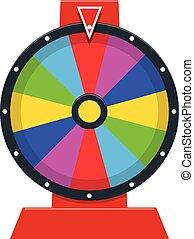 vector fortune wheel