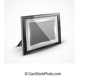 Vector frame background