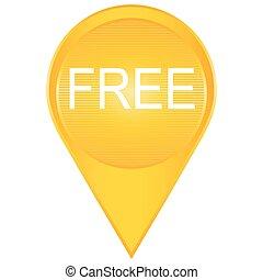 Vector Free Badge