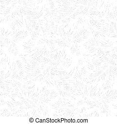 Vector frosty background (seamless) - Floral pattern on a...