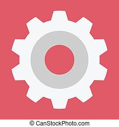 Vector Gavel Icon