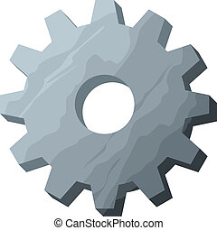 vector gear, vector cog