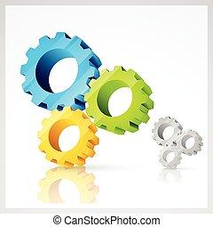 gear symbol