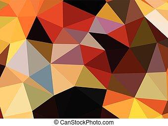 vector geometric background