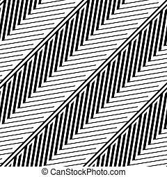 Vector Geometric Seamless Pattern