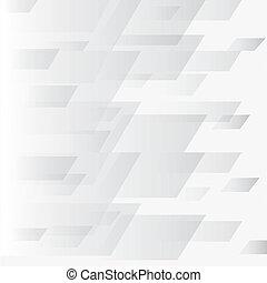geometric white background - EPS 10 - Vector geometric white...